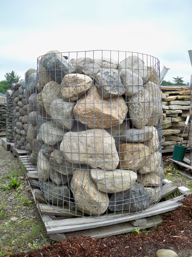 natural stone source central maine